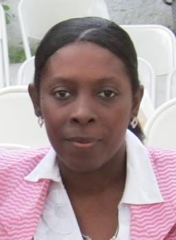Eramithe Delva, founder of KOFAVIV, a Haitian women's organisation founded by and for rape survivors. / Credit: Courtsey of KOFAVIV