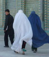 Afghan women in Herat. - Rebecca Murray/IPS