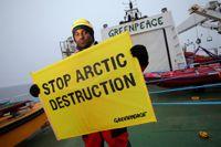 Kumi Naidoo. / Credit:Greenpeace