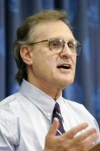 """The funds raised so far are """"hopelessly, pathetically below what's needed and was expected"""", says long-time advocate Stephen Lewis.  / Credit:UN Photo/Ky Chung"""