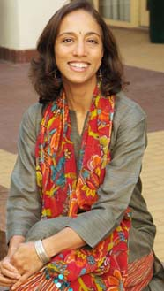 Kavita N. Ramdas portrait