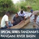 Special Series: Tanzania�s Pangani River Basin