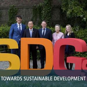 Towards Sustainable Development